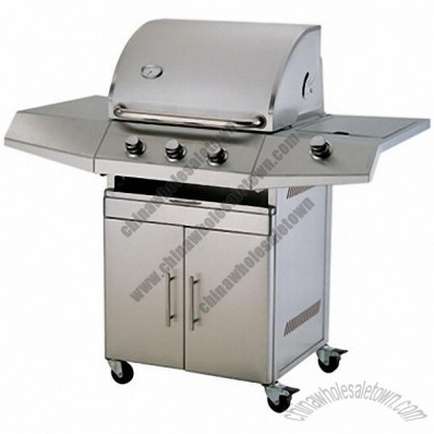 Three Burner Gas Barbecue