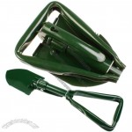 Three Folding Shovel