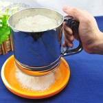 Three Layers Flour Sifter Mug - Large