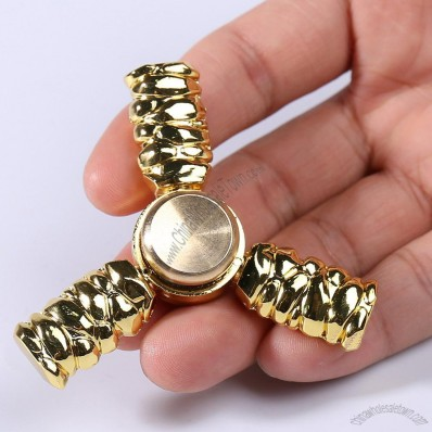 Three-blade Fidget Hand Spinner