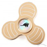 Three-blade Zinc Alloy Fidget Spinner ADHD Adult Fidgeting Toy