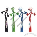 Thumbs Up Bend A Pen Fun Shaped Novelty Promotional Pens