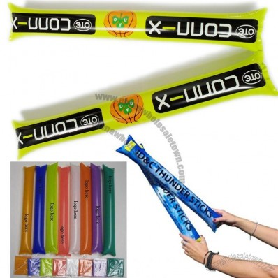 Thunder Sticks, Inflatable Sports Sticks