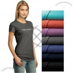 Tick Stitch Custom Logo T-Shirt - Women