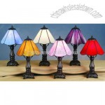 Tiffany 6 Pack of Signature Series Mini-Lamps