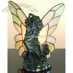Tiffany Floating Fairy Accent Lamp