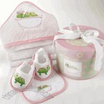 Tillie the Turtle Bath Set