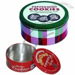 Tin Can Cookie Jars For Food Canning