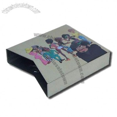 Tin DVD Case