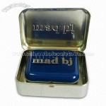 Tin Jewelry Gift Box