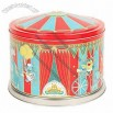 Tin Music Boxes 185 x 150mm