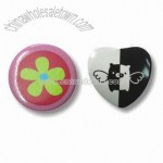 Tin and Button Badges