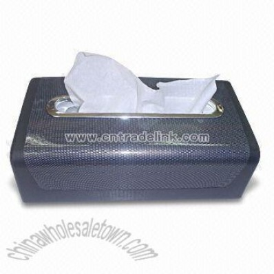 Tissue Box Made of PU Material