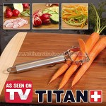 Titan Vegetable Peeler - As Seen On TV Product