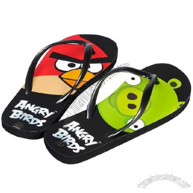 To Ever.Y Angry Birds Flip Flops