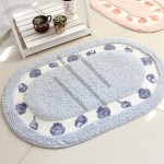 Toilet Bathroom Non-slip Mats