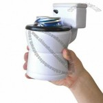 Toilet Shaped PU Can Holder