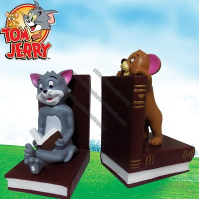 Tom and Jerry Bookend