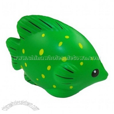 Topical Fish Shape Stress Reliever