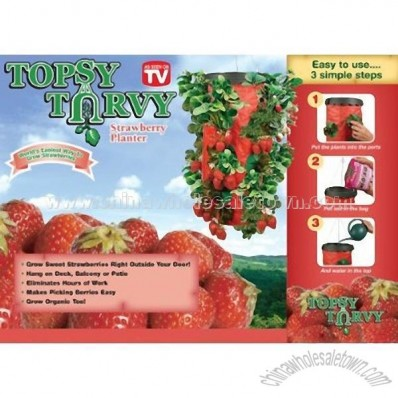 Topsy Turvy Strawberry Planter - As Seen On TV