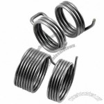 Torsion Spring with 0.15-7.0mm Stainless Steel Wire