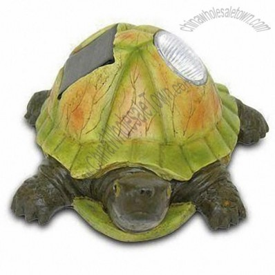 Tortoise Design Solar Light/Lamp