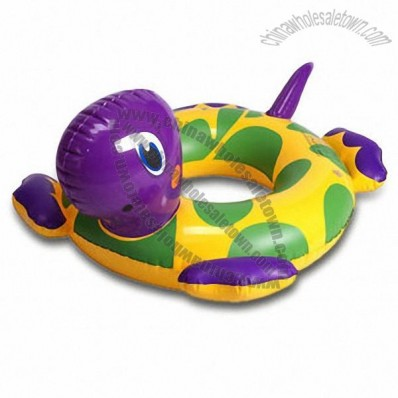 Tortoise Inflatable Swim Ring