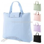 Tote Bag - Devon & Jones Pink Microfiber Convertible