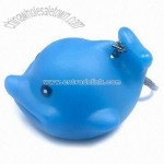 Touch Flashing Bath Toy with KeyChain