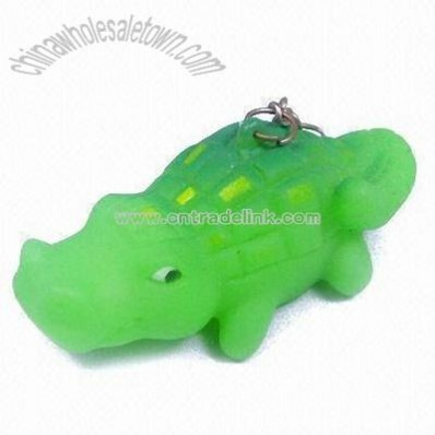 Touch Flashing Bath Toy