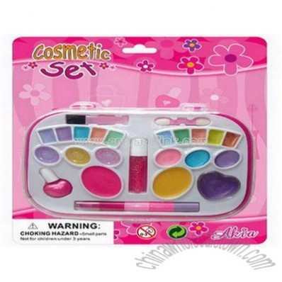 Makeup Gift Sets on Toy Cosmetic Set  Makeup Toy Gift Set  China Wholesale Town Supplier