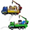 Toy Trucks With Container That Can Hold A Lot Of Goods