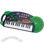 Toy Type Piano Keyboard