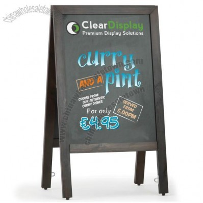 Traditional Chalk A-board