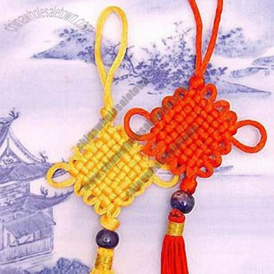 Traditional Chinese Knot Ornaments