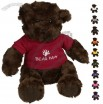 Traditional Teddy Bear - Dark Brown