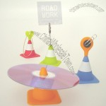 Traffic Cone Shaped Desktop Tool