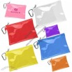 Translucent Pouch with Carabiner
