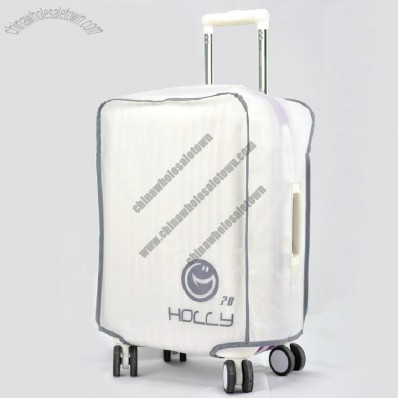 Translucent Waterproof Luggage Cover