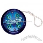 Translucent light up sound yo yo