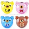 Transparent Bear Coin Money Bank - Piggy Bank