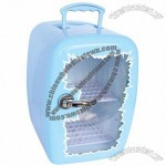 Transparent Door Mini Cooler and Warmer with 5L Capacity and 60W Power