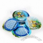 Transparent Playing Cards (Circular) -Tropical fish