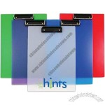 Transulusent Poly Frosted Clipboard