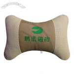 Travel Car Pillow with Embroidered Logo