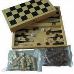 Travel Games, Comes in Chess and Backgammon, Passed EN71 Test
