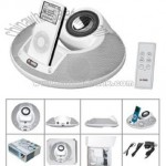 Travel Ipod Speaker with Remote Control