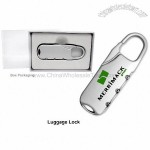 Travel Luggage Combination Lock