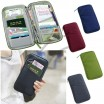 Travel Passport Credit ID Card Cash Holder Organizer Wallet Purse Case Bag