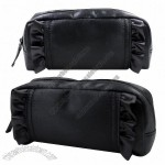 Travel Satin Cosmetic Bags